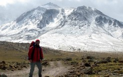 Mt. Sabalan 4811 mn.m.