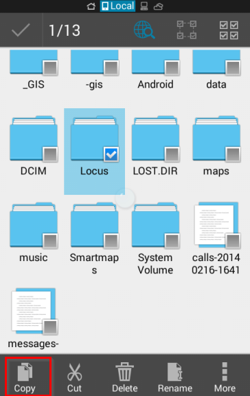 Locus Does Not Run Since Update Device To Android 4 4 2 KitKatLocus