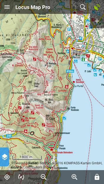 topographische karten tschechien