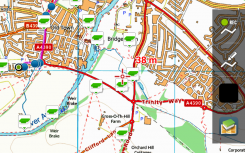 Ordnance Survey Opendata Map