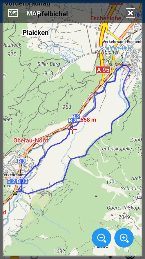 Gpsies Karte.Tracks Archivy Locuslocus