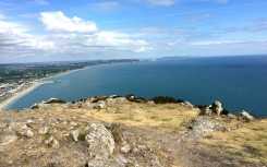 View of Bray from Bray Head