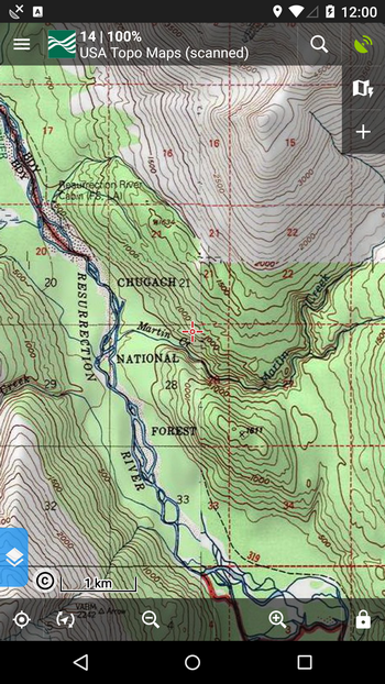 How to make your own perfect backcountry map with LocusLocus