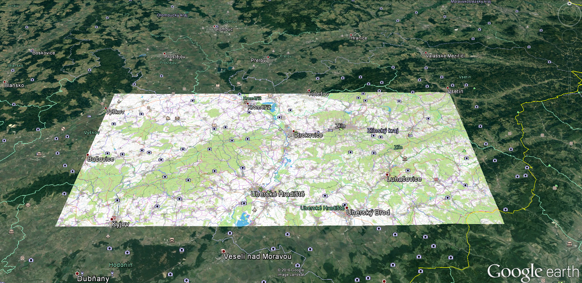 How to exploit the potential of Locus in Google Earth?Locus You Can Zoom In Maps Of The Earth on