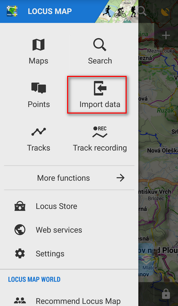 What is GPX and what can you do with it in Locus?Locus