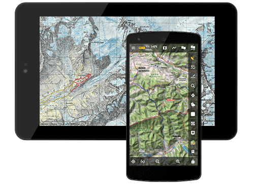 android gps rencontre