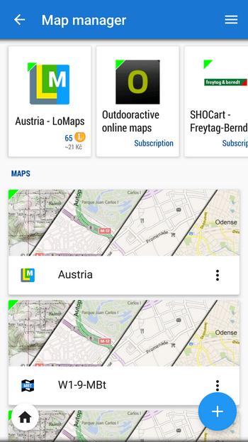 Locus Map - let's talk futureLocus