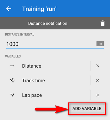 new training definition