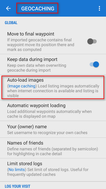 Auto-load images