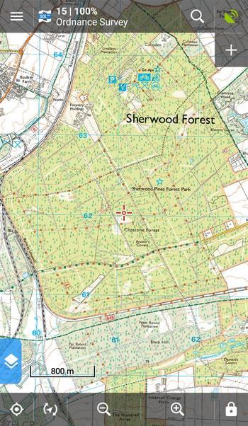 Sherwood v Exploreru