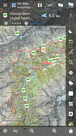 Map Of Asia Review Game.Locus Map Mobile Outdoor Navigation Applocus